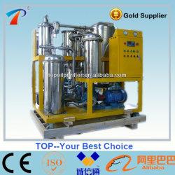 Uso de óleo comestível óleo de cozinha usado a renovação do sistema de filtragem