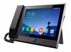 10.1-дюймовый 4G видео IP Phone, Android видео телефон SIP IP-телефон SIM-карты