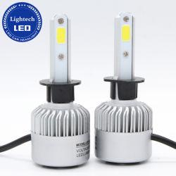Comercio al por mayor S2 8000LM H1 LED Bombillas de coche Faro Antiniebla