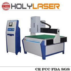 macchina per incidere di vetro del laser a cristallo della 2D marcatura interna della foto 3D