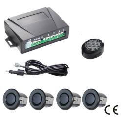 Parte delantera y trasera del coche Radar de marcha atrás el Kit de sensores de aparcamiento marcha atrás