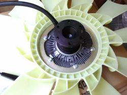 Детали системы охлаждения муфты включения вентилятора системы охлаждения двигателя для погрузчика