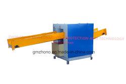 Zn350Q máquina de corte de tecido rotativo
