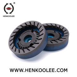 비스듬한 수지 유대 바퀴 & 경사지는 기계를 위해 가는 절단 바퀴 및 다이아몬드