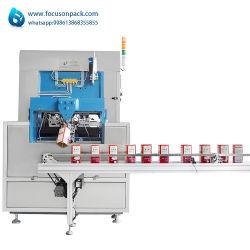 Semi ou máquina automática para chá e café Biscuit Ronda Alimentar Lata Fabricante de fábrica máquina de fazer a linha de produção