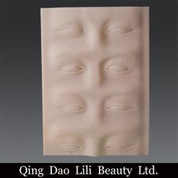 Силикагель пустые глаза / практика для бровей кожи для макияжа