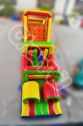 الألعاب التفاعلية للعائق القابل للنفخ للأطفال والبالغين (شوب208)
