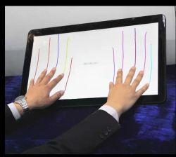 """10"""" 10 points pour l'écran tactile capacitif tablette Multi-Touch POS/l'utilisation de la publicité"""