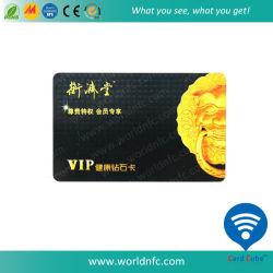 Scheda personalizzata di frequenza ultraelevata RFID dello straniero H3, scheda astuta del PVC di frequenza ultraelevata