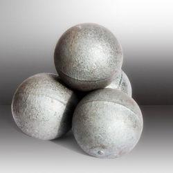 ボールミルのための頑丈で高くか中間または低いクロム鋳鉄の球