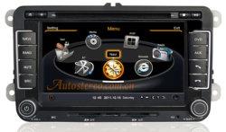 VW Golf 텔레비젼 Antenna를 위한 차 Tablet DVD Player