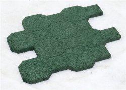 Установите противоскользящие спортзал резиновый напольный коврик видеостены резиновые Найджелом Пэйвером для занятий спортом, больница резиновый коврик
