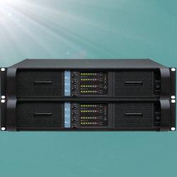 4 canaux audio à faible coût Fp10000q'amplificateur de distribution de puissance pour les Concerts hi-fi