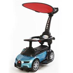 大きいプラスチックシートの卸売が付いている安い子供の振動車の振れ車