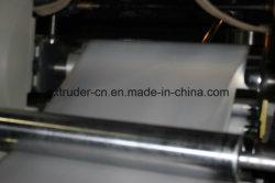 PP PE hoja delgada línea de extrusión de doble posición / Bobinadora / 0,2-2.0mm / T-cabezal de roscar