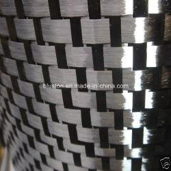 Tecido de fibra de carbono tecidos híbridos, tecidos de fibra de carbono de aramida Ud tecidos tecidos enfoque multiaxial em fibra de carbono