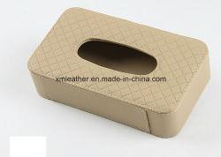 Auto verwenden Nolvety Soft Leder Tissue Papier Box mit Clip