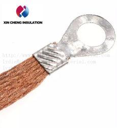 Trenzado de cobre estañado flexible para la trenza de la energía solar