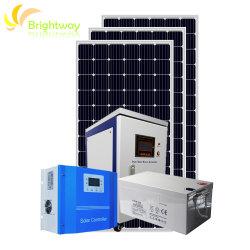 Una buena calidad de 2000W de bricolaje de 3000W de la generación de paneles solares off-Grid de sistema de Energía Solar