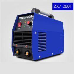 Инвертор постоянного тока MMA небольшие портативные дуговая сварка машины Zx7-250t