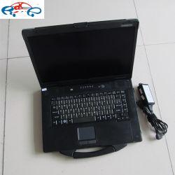 Diagnostische laptop van de beste kwaliteit voor Panasonic CF52 4G Toughbook Met batterij zonder HDD