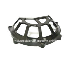 AnodizedのCNC Machining Motorcycle Parts CNC Metal Frame Product