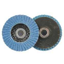 Polishing Stainless Steel, Metal, Stone Diamond Tool를 위한 높은 Quality Abrasive Grinding Wheel Mini Flap Disc