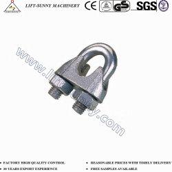 Clip Per Cavi Din741 Con Acciaio Malleabile/Inox