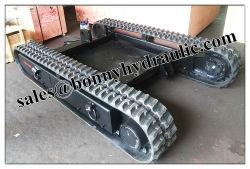 Gummigleisketten-Spur-Fahrgestell