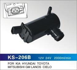 Электродвигателя насоса омывателя ветрового стекла для KIA и Hyundai и Toyota, Mitsubishi, GM, Лантоса, Cielo, OE качества.