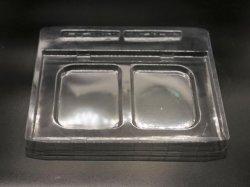 La formación de vacío ecológica de PVC de plástico de embalaje blister
