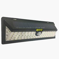 ضوء حائط لمستشعر الحركة الشمسية الجديد 90LED (RS-2090)