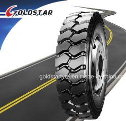 Chariot pour des pneus radiaux et route de montagne de mine Big Pattern pneu 7.50R16lt 8.25r16lt 8.25r20