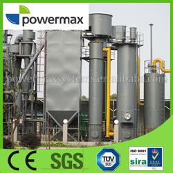 50-2000квт ивы газификации биомассы электроэнергии