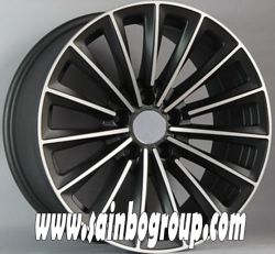 Обода колес автомобиля, реплика Car легкосплавные колесные диски для Audi, BMW, Benz