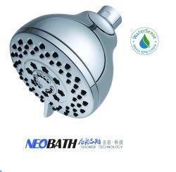 Salle de bains chinois Oxygenic averse de pluie de frais généraux de la tête de l'ABS pour économiser l'eau