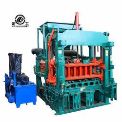Qt4-20 China halbautomatischer konkreter hydrostatischer Druck-hohler pflasternkleber-Ziegelstein-Block, der Maschine für Verkauf herstellt