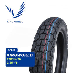 350-18 Road Motorcycle Tireを離れて110/90-16