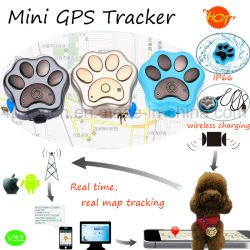 IP66 водонепроницаемый ПЭТ GPS устройства слежения с Geo-Fence сигнал тревоги