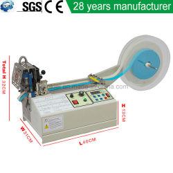 Ruban en polyester de bandes automatique Machine de coupe