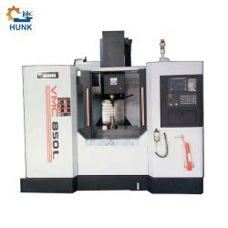 Système de moule métallique FANUC CNC Centre de la machine Vmc850fraiseuse CNC L'horizontale