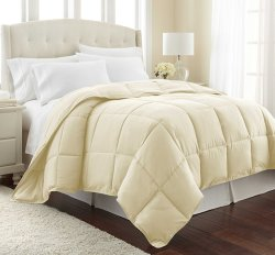 Super Soft Microfiber En Box Genaaid Queen Size Microfiber Quilt