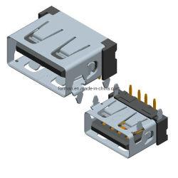 Cable de datos USB 2.0 Cable USB Conector para productos digitales de audio USB conector