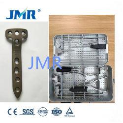 Instrumentensatz Für Osteotomie-Verriegelungsplatte, Orthopädisches Instrument Für Titanimplantationsgeräte