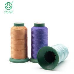 500d filés de polyester Haute Ténacité pour vêtement de filetage
