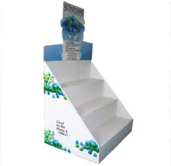 200 グラム/単位カスタマイズ印刷表示波形ボックス