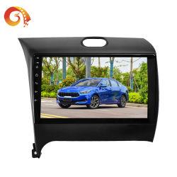 وصول يدوي للمستخدم Android 8.1/9.0 1024*600 HD 1080p بحجم 7/9/10 بوصات شاشة لمس كاملة مرآة سيارة ستريو راديو مشغل DVD مشغل مع تقنية GPS Bluetooth لـ KIA K3