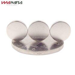 Starker magnetischer materieller NdFeB Magnet, seltene Massen-Platten-Neodym Dauermagnet