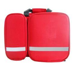 Viaggia l'attrezzatura per la sopravvivenza vuota del pronto soccorso per l'escursione della casella tattica del pronto soccorso della casella della medicina dell'insieme del sacchetto del sacchetto dello zaino