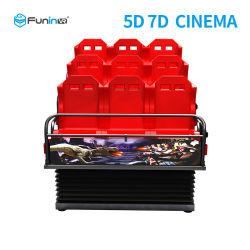 시뮬레이터 7D 시네마 70개 5D 영화